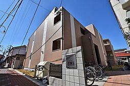 大阪府松原市天美東8丁目の賃貸アパートの外観