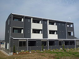 埼玉県さいたま市緑区大字大門の賃貸アパートの外観