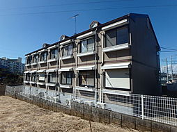 パラシオン落川[1階]の外観