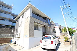 神奈川県横浜市戸塚区戸塚町の賃貸アパートの外観