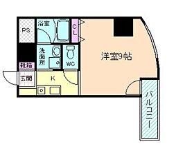 Avanti Parco野田[8階]の間取り