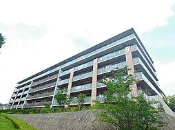 東京都稲城市若葉台1丁目の賃貸マンションの外観