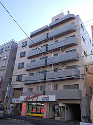埼玉県さいたま市見沼区東大宮5丁目の賃貸マンションの外観