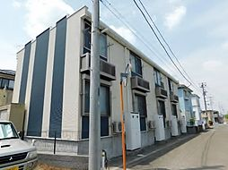 神奈川県厚木市戸室4丁目の賃貸アパートの外観