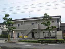 愛知県一宮市平島1丁目の賃貸アパートの外観