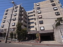神奈川県川崎市宮前区東有馬2丁目の賃貸マンションの外観