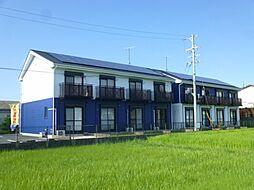三重県伊勢市通町の賃貸アパートの外観