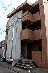 愛知県豊橋市南島町2丁目の賃貸マンションの外観
