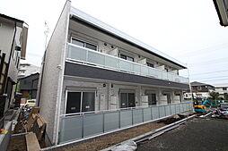 リブリ・横濱青葉台[1階]の外観