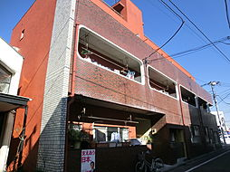八木ビル[203号室]の外観