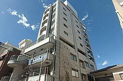 神奈川県平塚市宝町の賃貸マンションの外観