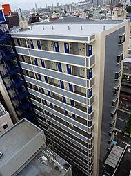ドミール北新宿[502号室]の外観