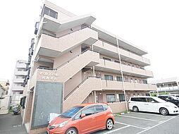神奈川県座間市東原2丁目の賃貸マンションの外観