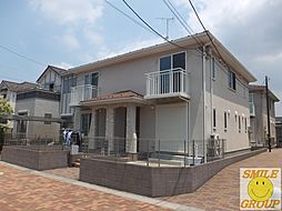 [テラスハウス] 千葉県船橋市滝台2丁目 の賃貸【/】の外観