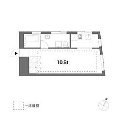 treform(トレフォルム)[5階]の間取り