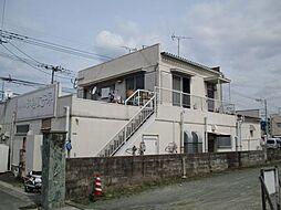 中村アパート[201号室]の外観