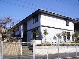 埼玉県川口市差間3丁目の賃貸アパートの外観