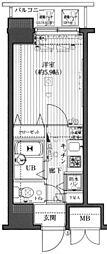 ガラ・グランディ練馬[7階]の間取り