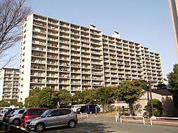のむら貝塚ガーデンシティ 六番館[1308号室]の外観