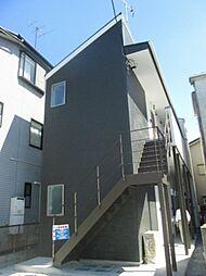 ポートアベニュー川崎[2階]の外観