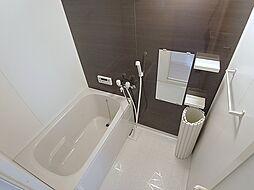 タカラハイツの浴室も入れ替え済みで非常に綺麗