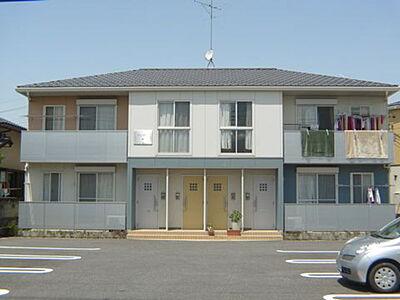 外観,2LDK,面積50.38m2,賃料6.0万円,関東鉄道常総線 石下駅 徒歩7分,,茨城県常総市新石下3665-