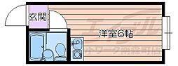 天満橋ハイツ[5階]の間取り