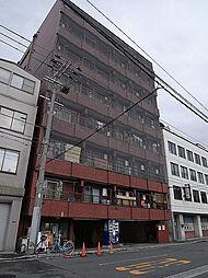 大阪府大阪市天王寺区城南寺町の賃貸マンションの外観