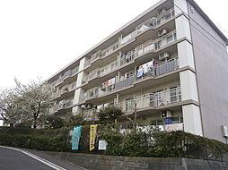 神奈川県横浜市保土ケ谷区新桜ケ丘1丁目の賃貸マンションの外観