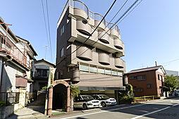 神奈川県川崎市幸区古川町の賃貸マンションの外観