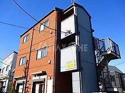 くまさんハウス[2階]の外観