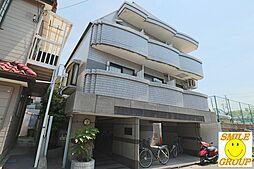 パークテラス堀江[1階]の外観