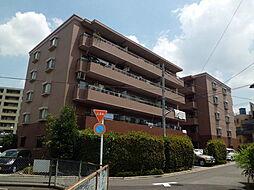 埼玉県所沢市けやき台2丁目の賃貸マンションの外観
