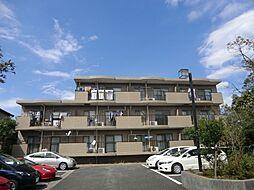 フローラ山ノ井A[103号室]の外観