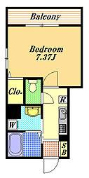 (仮)海楽2丁目D−room計画[1階]の間取り