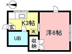 小田急相模原駅 1.8万円