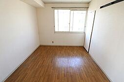 田辺ハイツの1部屋洋室にリノベーション済み