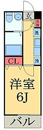 京成大和田駅 4.4万円