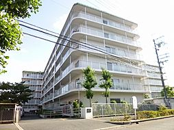 池田緑丘ハイツ[6階]の外観