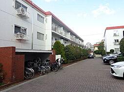 駒沢ガーデンハイツA棟[218号室]の外観