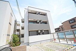 フジパレス堺南長尾Ⅲ番館[1階]の外観
