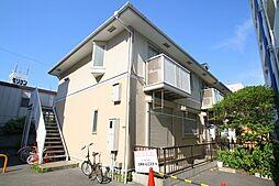 フジ京橋ハイツ[1階]の外観