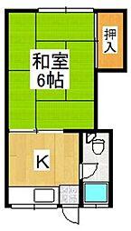雑餉隈駅 1.8万円