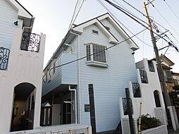神奈川県大和市福田3丁目の賃貸アパートの外観