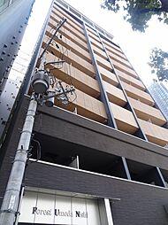 フォレスト梅田西[10階]の外観