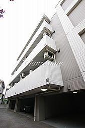 東京都世田谷区岡本1丁目の賃貸マンションの外観