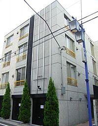 アーバイル武蔵小山[3階]の外観