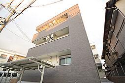 大阪府堺市堺区榎元町5丁の賃貸アパートの外観