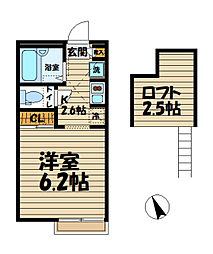 マ・メゾン[1階]の間取り