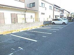 さくら館の駐車場